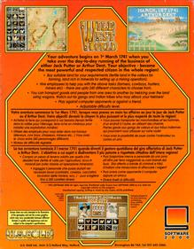 Wild West World - Box - Back