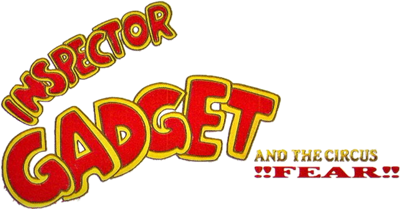 Inspector Gadget and the Circus of Fear - Clear Logo