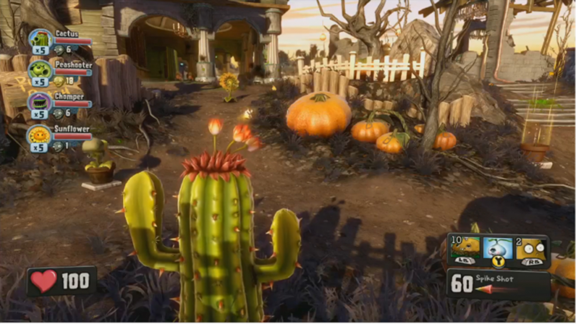Plants vs. Zombies: Garden Warfare Details - LaunchBox Games Database