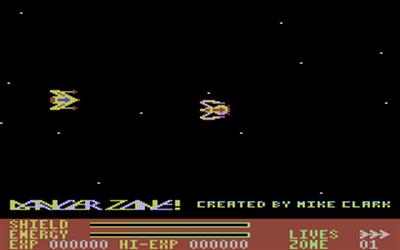 Danger Zone - Screenshot - Gameplay