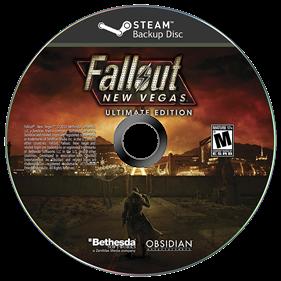 Fallout: New Vegas - Disc