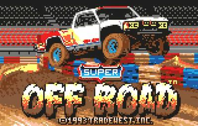 Super Off Road - Screenshot - Game Title