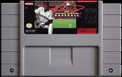 Ken Griffey Jr. Presents Major League Baseball - Fanart - Cart - Front
