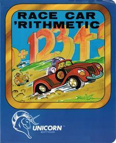 Race Car 'Rithmetic