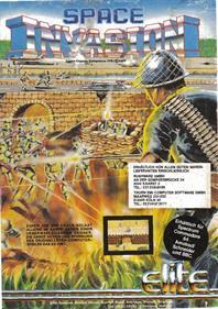 Commando - Advertisement Flyer - Front