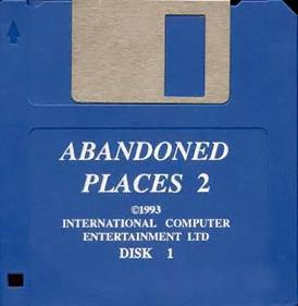 Abandoned Places 2 - Disc
