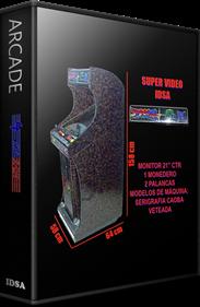 4 En Raya - Box - 3D