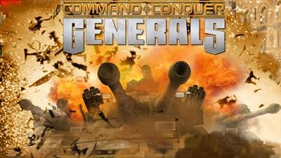 Command & Conquer: Generals: Zero Hour - Fanart - Background