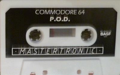 P.O.D.: Proof of Destruction - Cart - Front