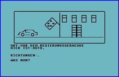 Adventure Games 128 - Screenshot - Gameplay