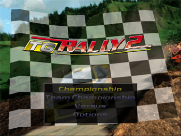 Top Gear Rally 2 - Screenshot - Game Title