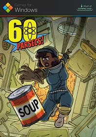 60 Parsecs! - Fanart - Box - Front