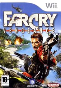 Far Cry: Vengeance - Box - Front