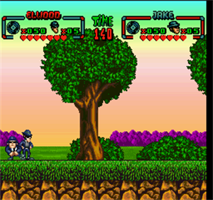 The Blues Brothers - Screenshot - Gameplay
