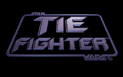 Star Wars: TIE Fighter - Clear Logo