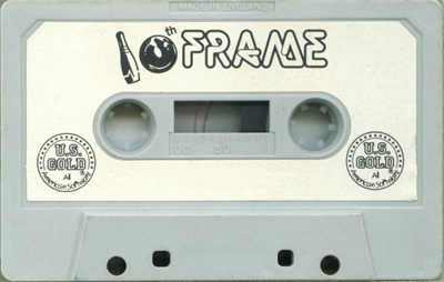 10th Frame - Cart - Front