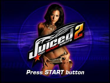 Juiced 2: Hot Import Nights - Screenshot - Game Title