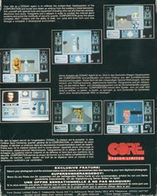 Corporation - Box - Back