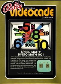 Elementary Math + Bingo Math