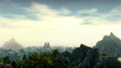 Anno 2070 - Fanart - Background