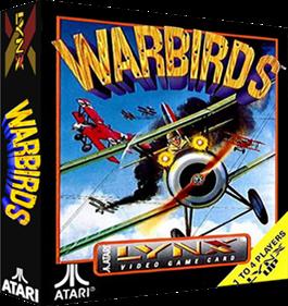 Warbirds - Box - 3D