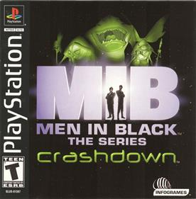 Men in Black: The Series: Crashdown