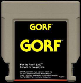 Gorf - Cart - Front