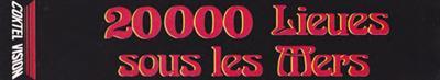 20 000 Lieues sous les mers - Banner