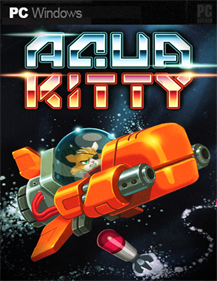 Aqua Kitty: Milk Mine Defender - Fanart - Box - Front