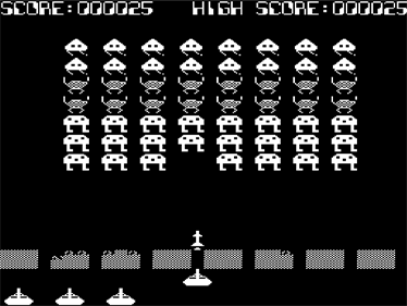 Invaders 1.1 - Screenshot - Gameplay