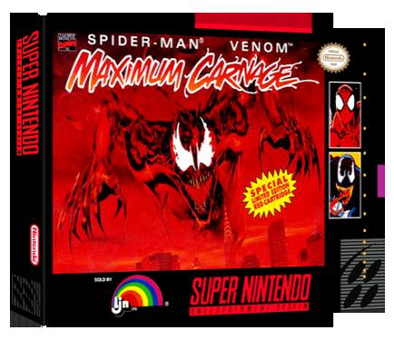 Spider Man Venom Maximum Carnage Details Launchbox