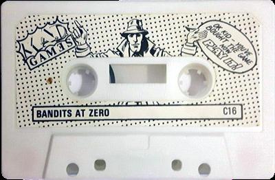 Bandits at Zero - Cart - Front