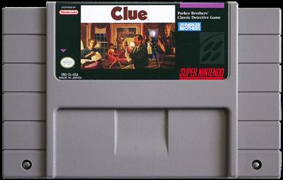 Clue - Fanart - Cart - Front