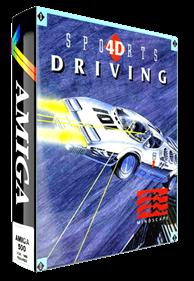 4D Sports Driving - Box - 3D