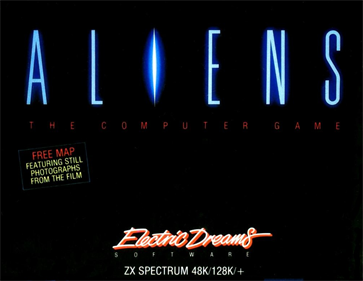 Aliens: The Computer Game (European Version)