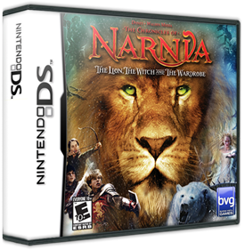 The Chronicles of Narnia: The Lion, the Witch and the Wardrobe - Box - 3D