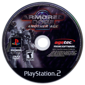 Armored Core 2: Another Age - Disc