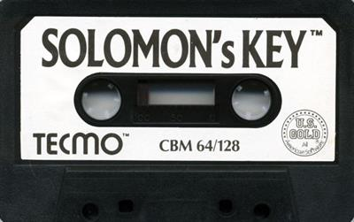 Solomon's Key - Cart - Front