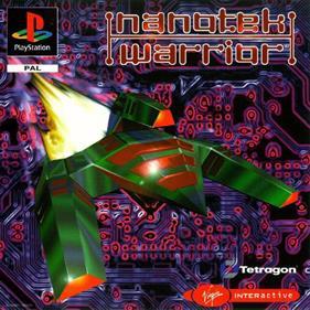 Nanotek Warrior - Box - Front