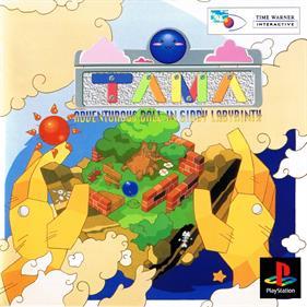 Tama: Adventurous Ball in Giddy Labyrinth