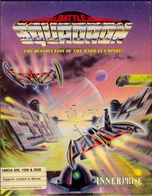 Battle Squadron: The Destruction of the Barrax Empire