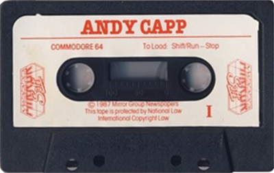Andy Capp - Cart - Front