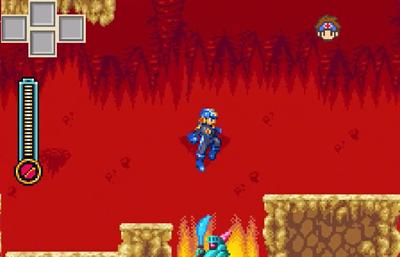 Rockman EXE WS - Screenshot - Gameplay