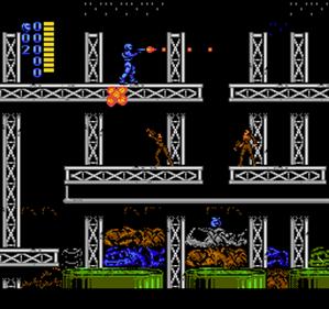 RoboCop Versus The Terminator - Screenshot - Gameplay