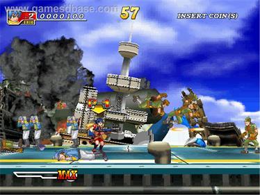 Dolphin Blue - Screenshot - Gameplay