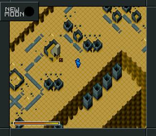 Shin Megami Tensei II - Screenshot - Gameplay