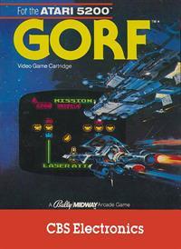Gorf - Box - Front
