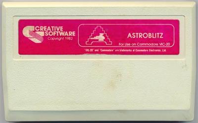 Astroblitz - Cart - Front