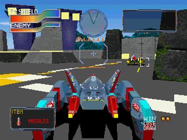 Cybersled - Screenshot - Gameplay