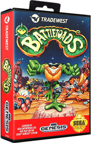 Battletoads - Box - 3D